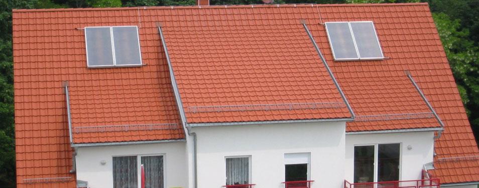 Mehrfamilienhaus in Wettin